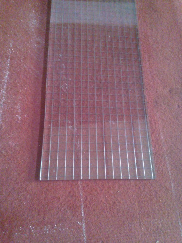 Kính lưới thép 6,8mm